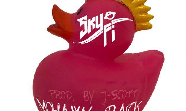 "Sky-Fi ""Mohawk Back"""